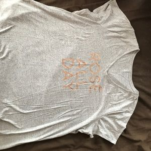 Lane Bryant Tops - Cute T-shirt. Says rose all day. Super soft/comfy.
